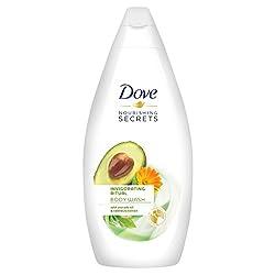 Dove Aceite de Aguacate y...