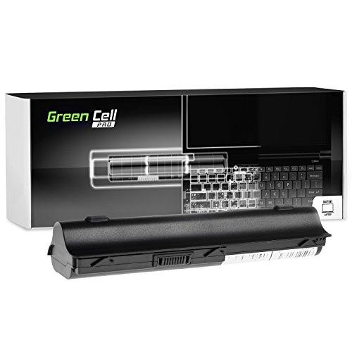 GC® PRO Extended Serie Laptop Akku für HP Pavilion DM4-1090LA DM4-1095BR DM4-1100 DM4-1100EE DM4-1100EG (Samsung SDI Zellen 7800mAh 10.8V Schwarz) -