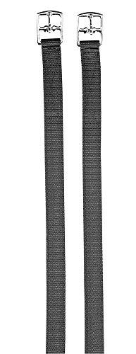 Busse Steigbügelriemen STATUS, Standard, 125, schwarz