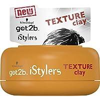 Got2b - Arcilla Texturizante iStylers - 6  uds de 75ml