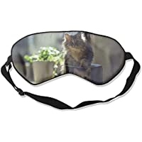 Eye Mask Eyeshade Cats House Box Sleeping Mask Blindfold Eyepatch Adjustable Head Strap preisvergleich bei billige-tabletten.eu
