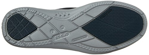 Crocs Walu Ii Canvas Loafer Navy/Silver