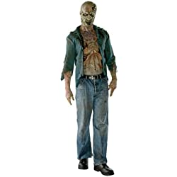 The Walking Dead Disfraz de zombie hambriento, para adultos (Rubies 880355)