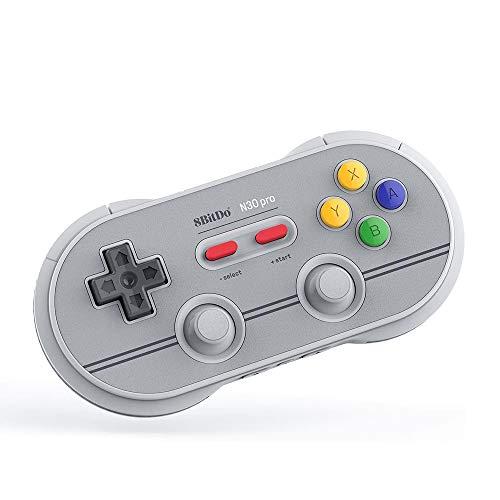 QUMOX 8Bitdo N30 Pro 2 Bluetooth Gamepad (6 Edition) - Nintendo Switch