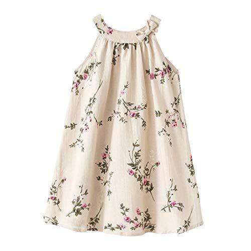 Koreanisches Kinder Kostüm - Alwayswin Infant Baby Mädchen Prinzessin Kleid Kleidung Kurzarm Puppenkragen Frisch Süß Hemdkleid Koreanische Version Rüschen Kleid Love Print Gefälschtes zweiteiliges Rockkleid