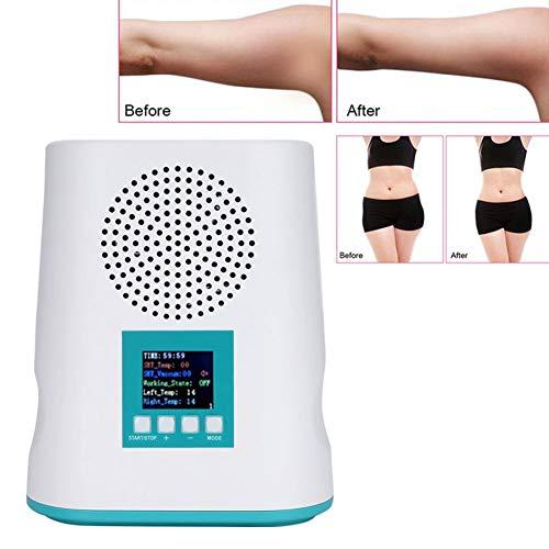 HHYGR Körperformung Fettes Gefrieren das Körpermaschine Gewichtsverlust Freeze Fat Machine Fettverbrennung Fett einfrieren Unterdruck Fettabsaugungs Gefriergerät Beauty Salon Heimgebrauch