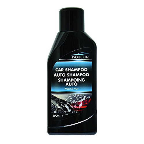 Protection 1890125 Shampoing Auto Wash et Wax 500 ML