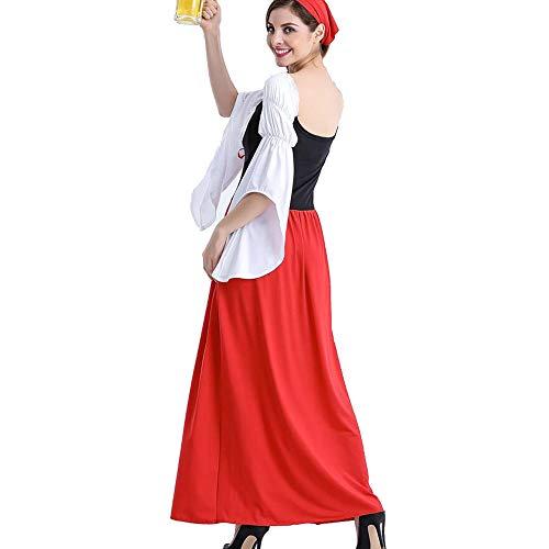 Bayerische Lady Kostüm - Adult Ladies Bayerischen Oktoberfest Beer Maid