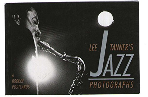 Lee Tanner's Jazz Photographs: Postcard Book