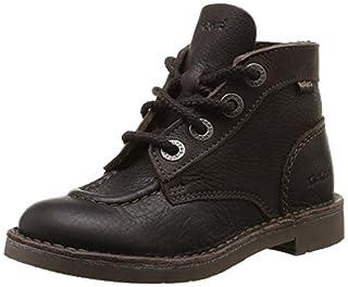 Kickers Kick Col, Boots mixte enfant - Marron Foncé, 31 EU (B00EUBWZXA) | Amazon Products
