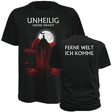 Grosse Freiheit,T-Shirt,Gre S,Schwarz