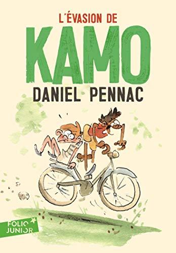 Une aventure de Kamo, 4:L'évasion de Kamo par Daniel Pennac