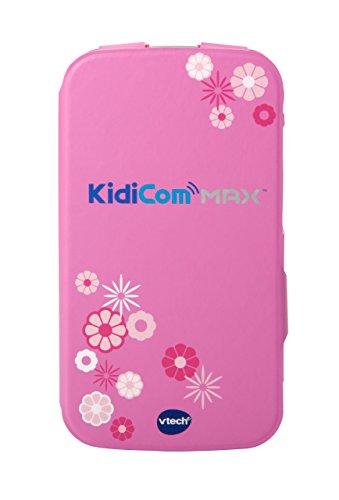 VTech - 401659 - Kidicom Max - Etui de Protection - Rose 3417764016593