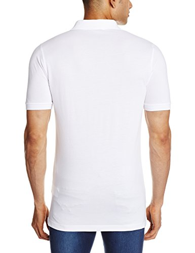 Calvin Klein Men's Polo (701549177504_J301994_X-Large_Bright White)