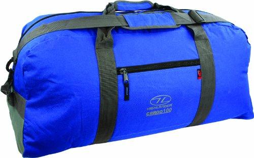 Highlander Cargo 100 Blue Borsa, Blu Blu