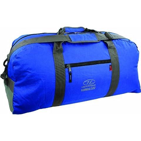 Highlander Cargo 100 Blue Borsa, Blu