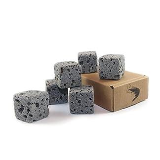6 eco bricks - water purifying aquarium decor stones - 100% natural lava rock 6 Eco Bricks – Water Purifying Aquarium Decor Stones – 100% Natural Lava Rock 41rsxSZpXxL