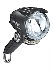LED-Scheinwerfer b&m Lumotec IQ Cyo T senso plus mit Tagfahrlicht 60 Lux