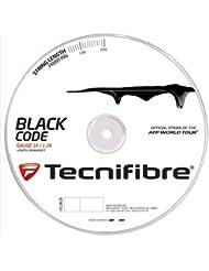 Tecnifibre Bobine 200m Black Code 1.24