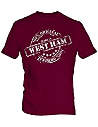 Made In West Ham - Mens T-Shirt T Shirt Tee Top