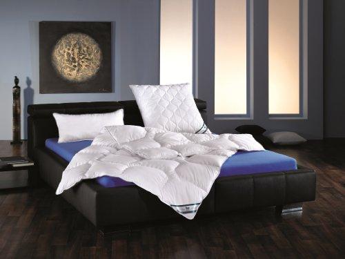 Sommerdecke Qualität & Komfort 240x220 cm Sommerbettdecke Übergröße 240 x 220 Frankenstolz
