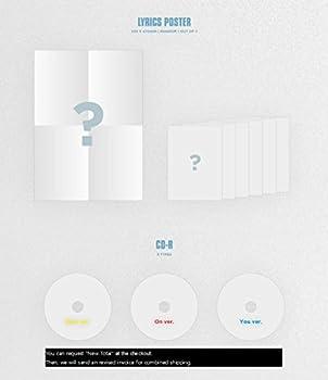 Got7–Eye On You [Sie Ver.] Cd + Fotobuch + 3Fotocards + Gefaltet Poster + Pre-order Vorteile + Geschenke 5