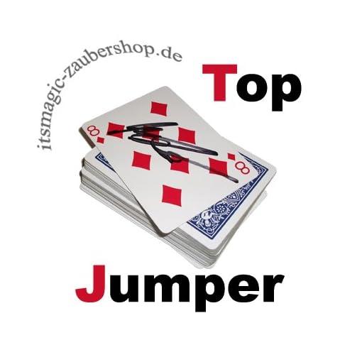 Kartentricks-fr-Erwachsene-TOP-JUMPER-inkl-deutschsprachiger-DVD-3-weitere-verlffende-Kartentricks-Zauberkarten-Set-mit-Ambitious-Card-Routine-Sandwich-Effekt-Karte-in-Brieftasche-l-und-Wasser-Ehrgeiz