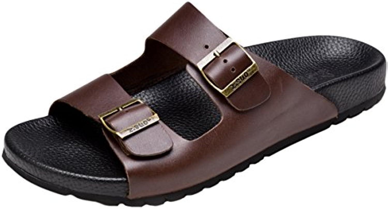 Insun Chanclas para Hombre Sandalias Zapatos de Playa y Piscina