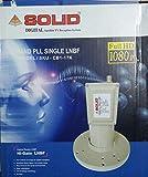#6: SOLID CB1-17K C-Band PLL Single LNBF