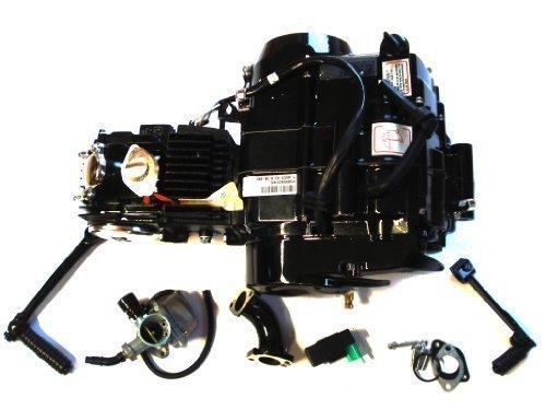 HMParts Lifan Motor-SET 125ccm 1P54FMI nur Kickstart Pit Bike Dirt Bike Monkey (125 Motor Lifan)