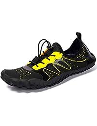 outlet store 06afa ee11e Chaussures Aquatiques Homme Femme Enfants Chaussures d eau Chaussons de  Plage Chaussures de Yoga Plongée
