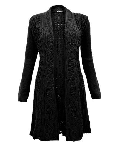 Generation Fashion - Gilet - Moderne - Femme Noir