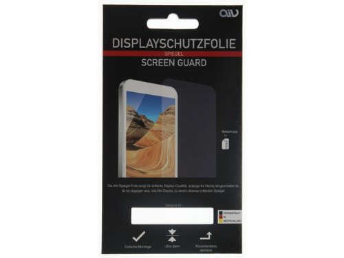 AIV Mirror Displayschutzfolie für Apple iPhone 4/4S 4s Mirror Screen Protector