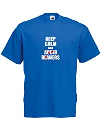 Keep Calm And Avoid Reavers, Mann Gedruckt T-Shirt