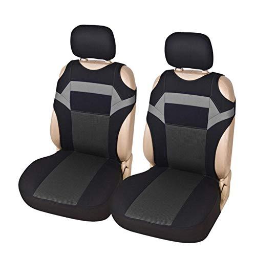 shewt Coprisedili per Auto universali Spugna in Mesh Accessori Interni T Shirt Design Coprisedile Anteriore per Auto/Camion/Furgone (2 posti)
