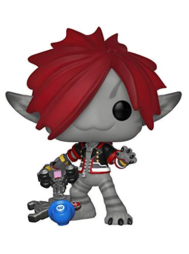 Funko - Pop.Color Kingdom Hearts 3 Color Sora (Monsters Inc, 34057
