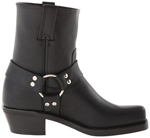 Frye Harness 8R, Boots femme Noir (Blk)