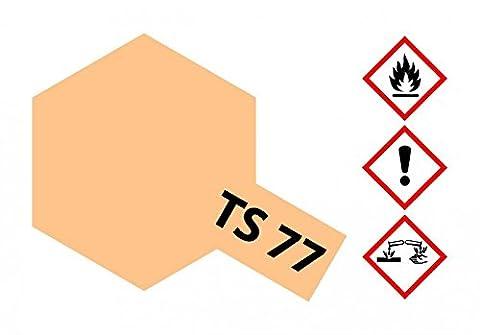 TS77 - Bombe aérosol - 90 ml : Chair Mat 2