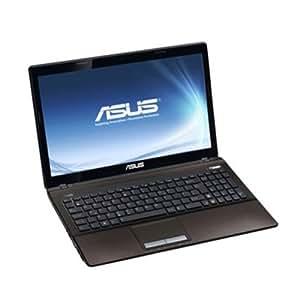 "Asus K53SD-SX126V Ordinateur Portable 15"" (39,6 cm) 750 Go 4096 Mo core i7 W7F Marron"