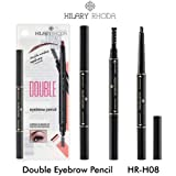 shoebox hilary rhoda waterproof eyebrow pencil (Black)