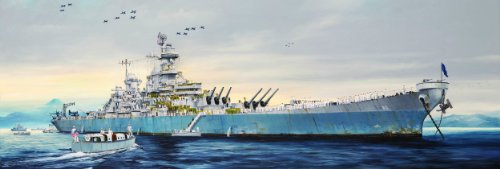 Trumpeter 03705 Modellbausatz USS Missouri BB-63