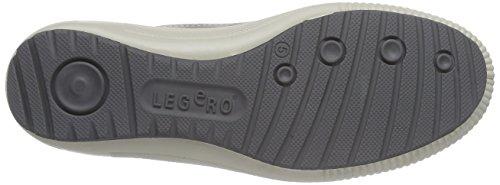 Legero Tanaro, Chaussures De Gymnastique Pour Femmes Grey (grau (metall 92))