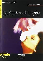 Le Fantome De L'opera+cd N/e
