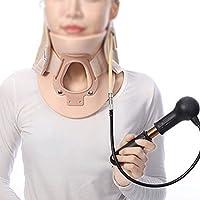 Cervical-Kragen Air Traction Device, Finlon Nackenstütze Halsstütze Schmerzlinderung Nackenstütze Cervical Traktor... preisvergleich bei billige-tabletten.eu