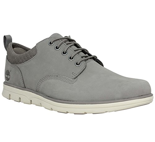 TIMBERLAND Bradstreet 5 eye Oxford velours Homme Gris Gris