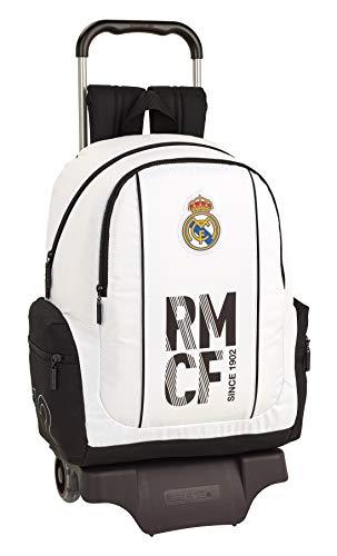 Imagen de Mochilas Escolares Con Ruedas Real Madrid C.f. por menos de 40 euros.