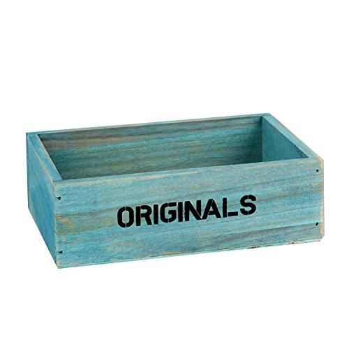 mikolot handgefertigt Rustikal Antik Aufbewahrung Vintage Holz Boxen/Kisten Bruchfest
