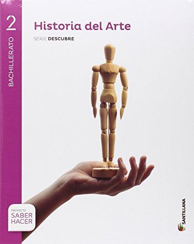HISTORIA DEL ARTE SERIE DESCUBRE 2 BTO SABER HACER