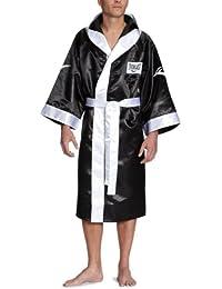 Everlast Erwachsene Bekleidung Satin Full Length Boxing Robe with Hood
