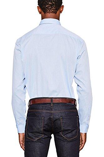 ESPRIT Collection Herren Businesshemd Blau (Light Blue 440)